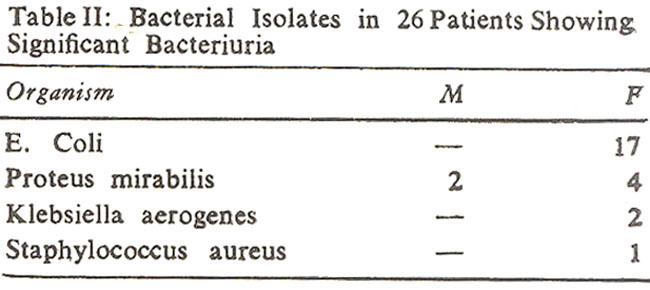 Erythromycin uti