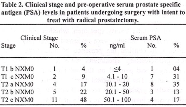 t2b prostate cancer